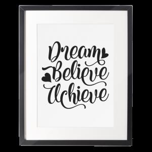 Motivational/Inspirational Wall Art