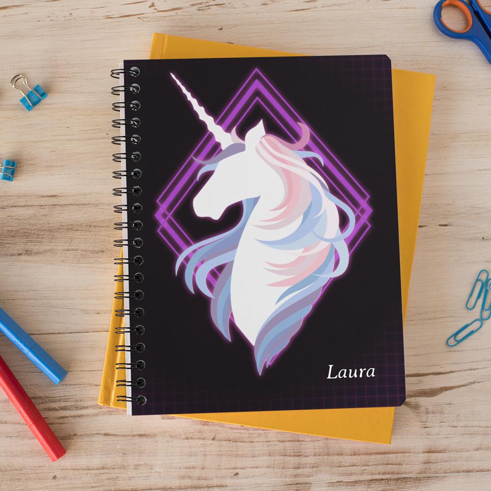 Personalised Mermaid Notebook (5)