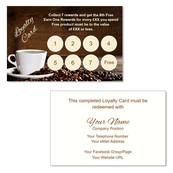 Loyalty Cards (LC87-DS)