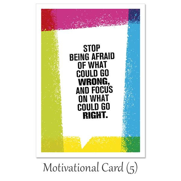 Motivational Card (5)