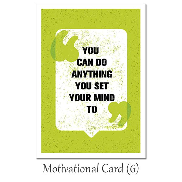 Motivational Card (6)