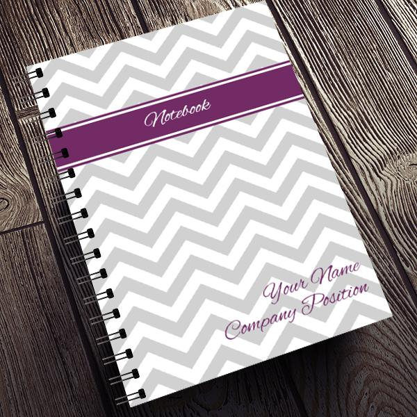 Personalised Notebooks (NB80)