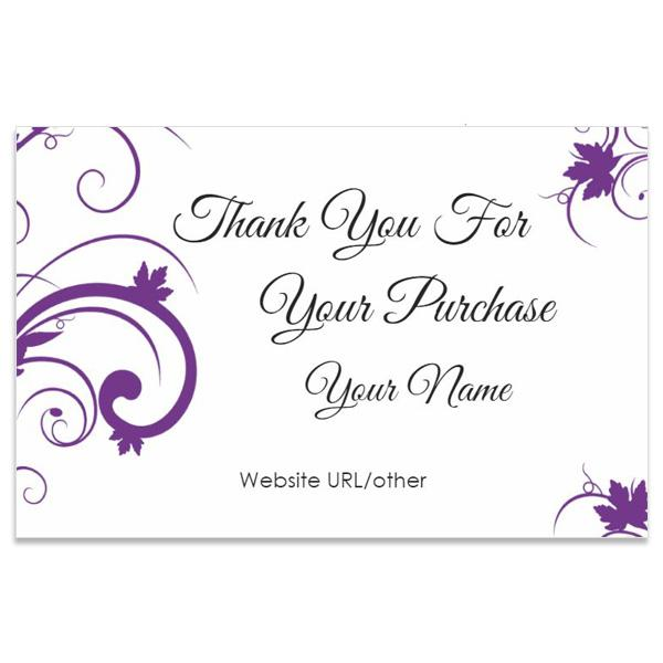 Thank You Cards (TY4-SS)