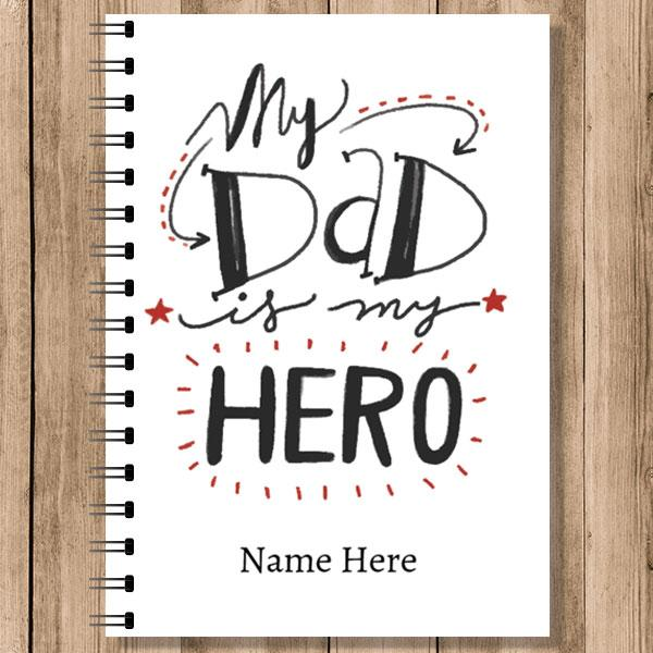 Personalised Notebooks (NB-DAD-1)