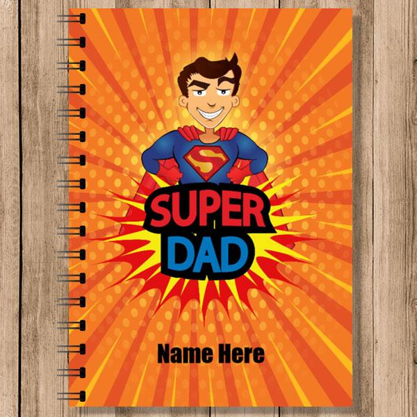 Personalised Notebooks (NB-DAD-7)