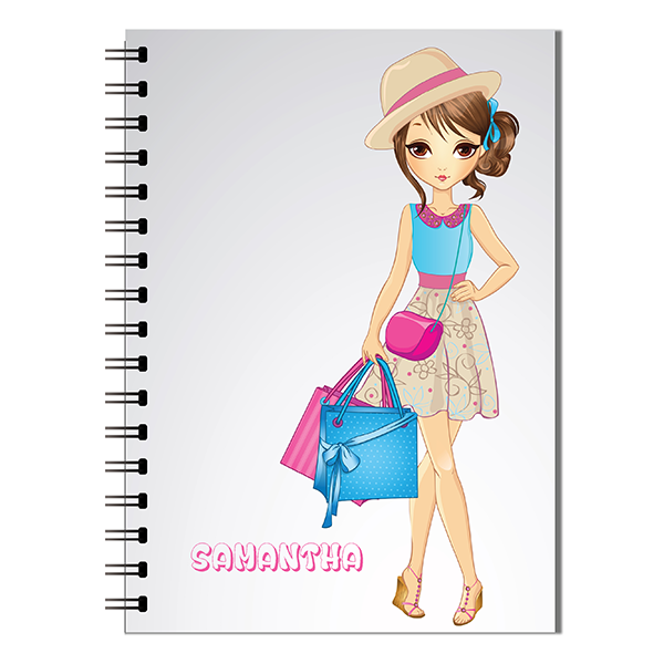 Personalised Notebooks (NB8)
