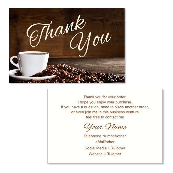 Thank You Cards (TY87-DS)